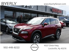 New 2021 Nissan Rogue SV SUV in Louisville, KY