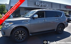 New 2019 Nissan Armada Platinum SUV in Louisville, KY