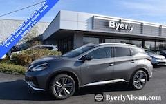 New 2019 Nissan Murano Platinum SUV in Louisville, KY