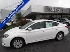 New 2019 Nissan Sentra SV Sedan in Louisville, KY