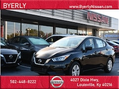 New 2020 Nissan Versa 1.6 S Sedan in Louisville, KY