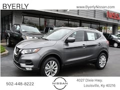 New 2021 Nissan Rogue Sport SV SUV in Louisville, KY