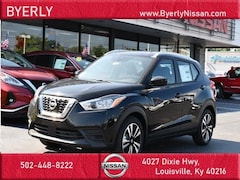 New 2020 Nissan Kicks SV SUV in Louisville, KY