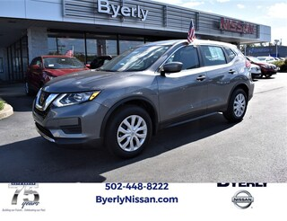 2018 Nissan Rogue S FWD S