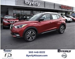 New 2019 Nissan Kicks SR SUV in Louisville, KY