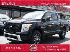 New 2020 Nissan Titan SV Truck Crew Cab in Louisville, KY