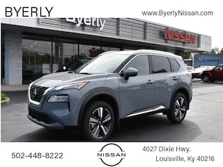 2021 Nissan Rogue SL SUV with PowerLife Warranty