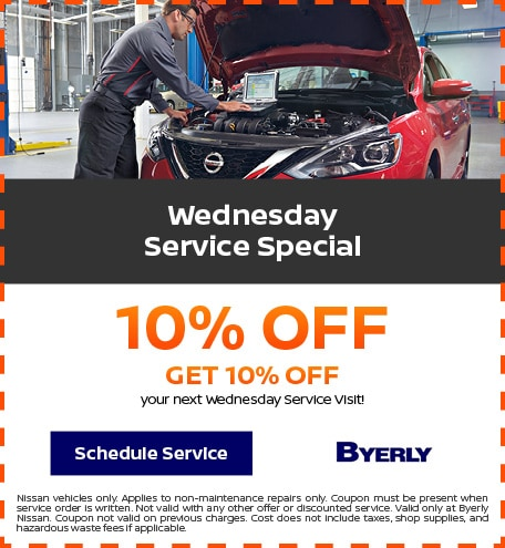 Wednesday Service Special