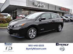 New 2019 Nissan LEAF S PLUS Hatchback in Louisville, KY