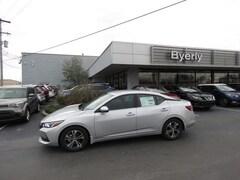 New 2020 Nissan Sentra SV SV CVT in Louisville, KY