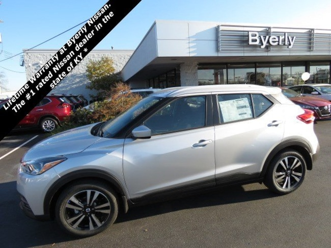 New 2018 Nissan Kicks SV SUV in Louisville, KY
