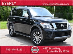 New 2020 Nissan Armada SL 4x4 SL in Louisville, KY