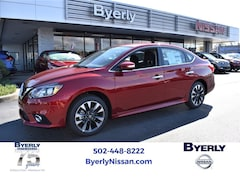 New 2019 Nissan Sentra SR Sedan in Louisville, KY