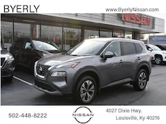 2021 Nissan Rogue SV SUV for sale in Louisville