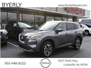 2021 Nissan Rogue SV SUV with PowerLife Warranty