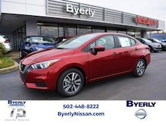 New 2020 Nissan Versa 1.6 SV Sedan in Louisville, KY