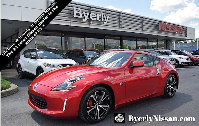 New 2020 Nissan 370Z Coupe in Louisville, KY