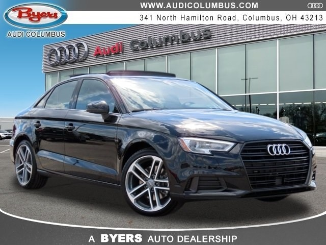 New 2019 Audi A3 2.0T Premium Sedan for Sale in Columbus, OH