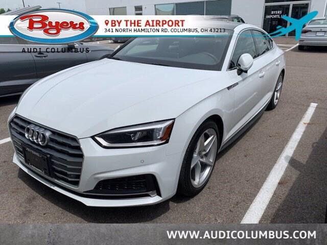 Used 2019 Audi A5 Sportback Premium Plus Sportback in Columbus OH at Audi Columbus
