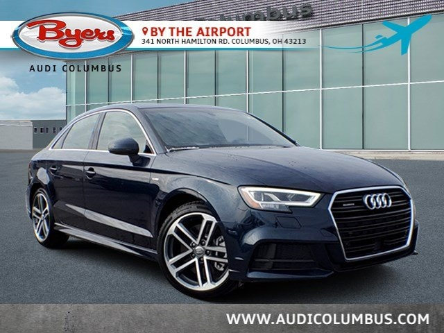 New 2019 Audi A3 2.0T Premium Plus Sedan for Sale in Columbus, OH