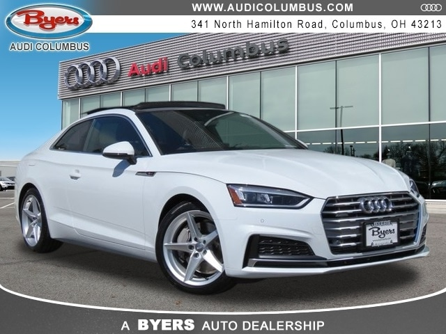 New 2019 Audi A5 2.0T Premium Plus Coupe for Sale in Columbus, OH