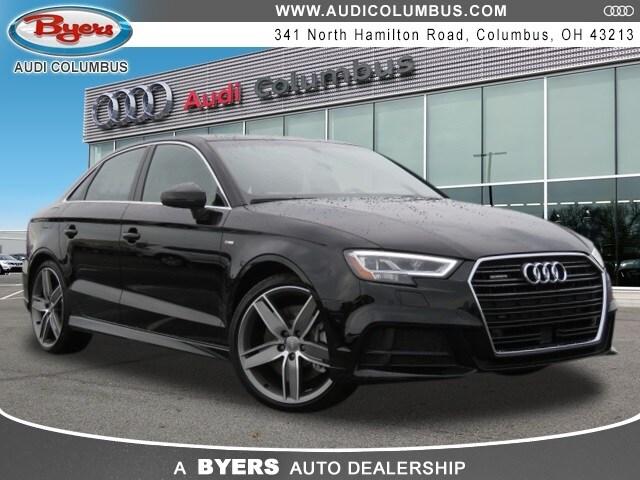 New 2019 Audi A3 2.0T Premium Plus Sedan for Sale in Columbus, OH
