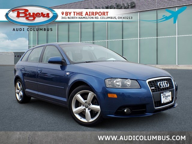 Used 2008 Audi A3 S-Line Hatchback in Columbus OH at Audi Columbus