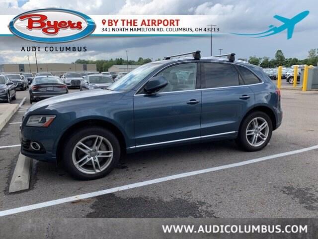 Used 2015 Audi Q5 Premium Plus SUV in Columbus OH at Audi Columbus