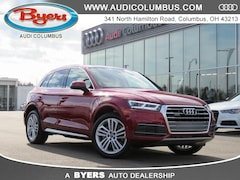 New Audi 2018 Audi Q5 2.0T Premium Plus SUV in Columbus, OH