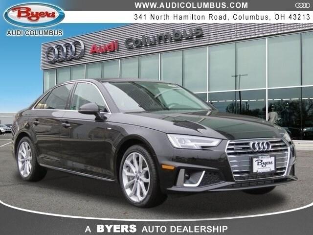 New 2019 Audi A4 2.0T Premium Plus Sedan for Sale in Columbus, OH