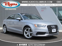 Used 2016 Audi A3 2.0T Sedan in Columbus OH at Audi Columbus