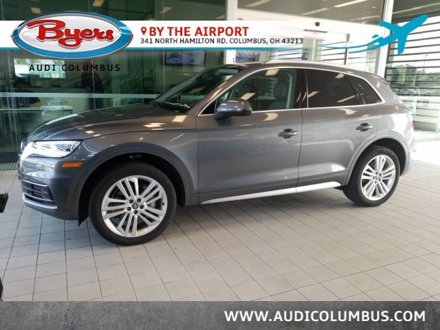 Used 2018 Audi Q5 2.0T Premium SUV in Columbus OH at Audi Columbus