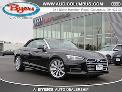 New 2018 Audi A5 2.0T Premium Plus Cabriolet WAUYNGF59JN012570 for Sale in Columbus, OH