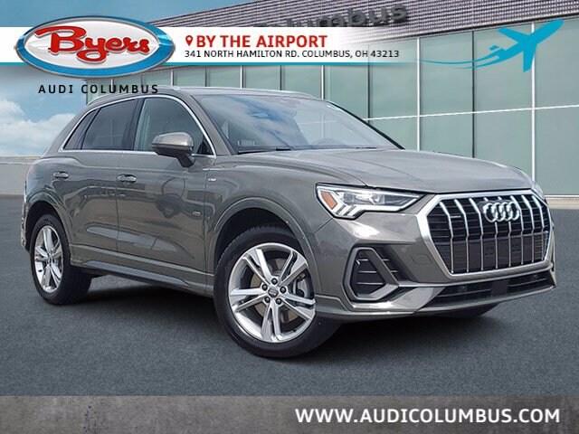 New 2020 Audi Q3 45 S line Premium Plus SUV for Sale in Columbus, OH