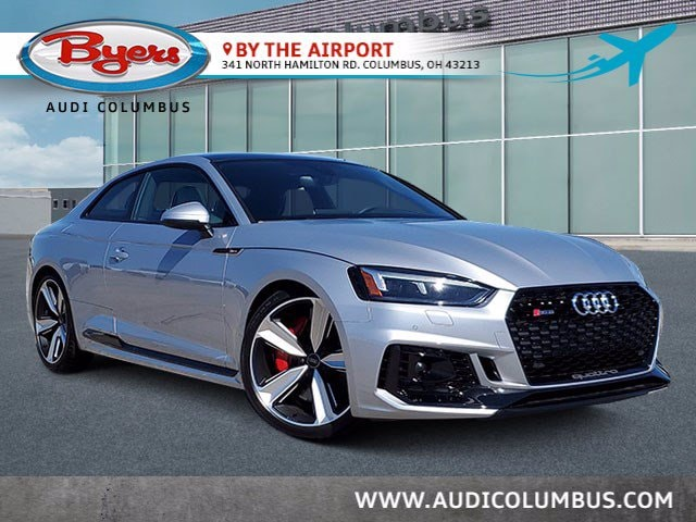 Used 2018 Audi RS 5 Coupe 2.9T Coupe in Columbus OH at Audi Columbus