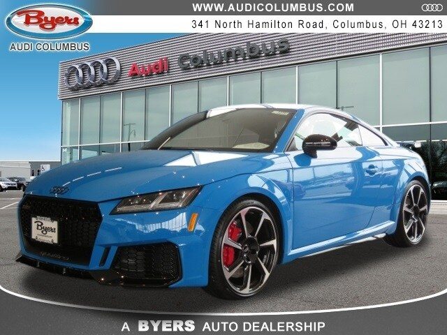 New 2019 Audi TT RS 2.5T Coupe for Sale in Columbus, OH