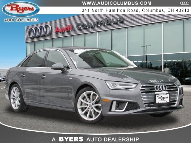 New 2019 Audi A4 2.0T Premium Plus Sedan for Sale in Columbus, OH