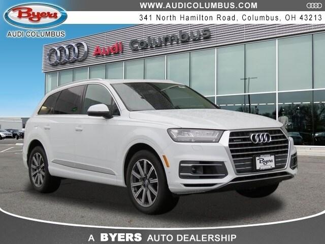 New 2019 Audi Q7 3.0T Premium Plus SUV for Sale in Columbus, OH