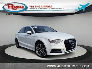 2017 Audi A3 Sedan Premium Plus Sedan
