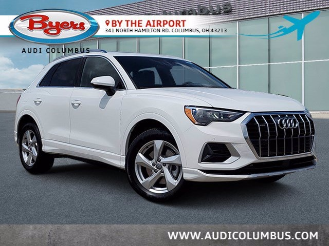 New 2020 Audi Q3 45 Premium SUV for Sale in Columbus, OH