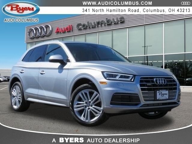 Used 2018 Audi Q5 2.0T SUV in Columbus OH at Audi Columbus