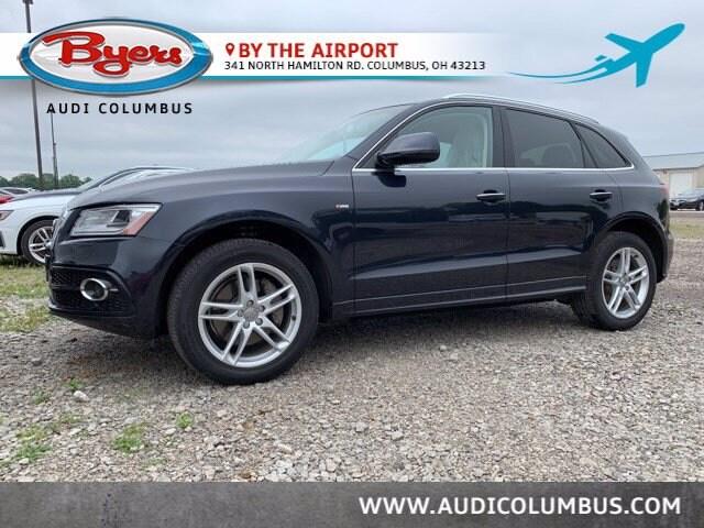 Used 2016 Audi Q5 Premium Plus SUV in Columbus OH at Audi Columbus