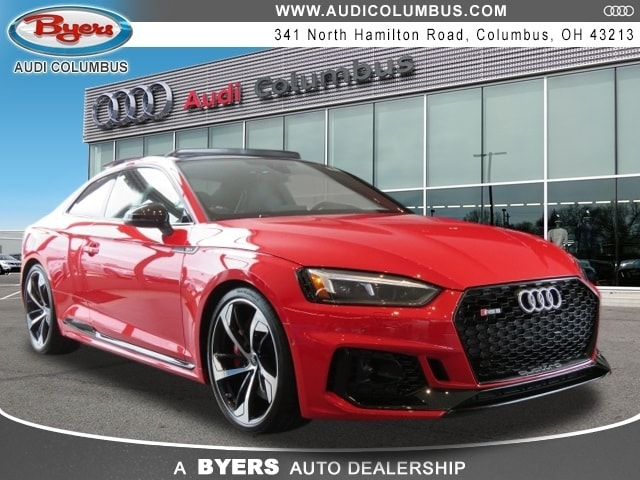 New 2019 Audi RS 5 2.9T Coupe for Sale in Columbus, OH