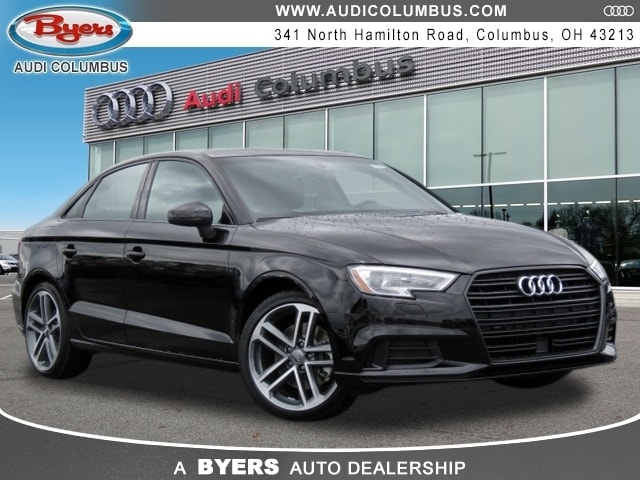 Used 2019 Audi A3 2.0T Premium Sedan in Columbus OH at Audi Columbus