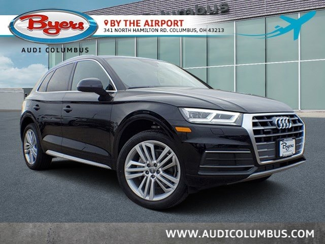 New 2020 Audi Q5 45 Premium Plus SUV for Sale in Columbus, OH