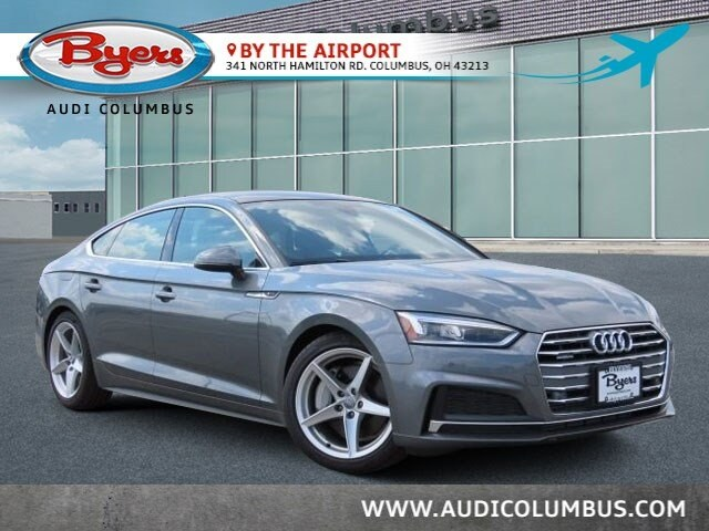 New 2019 Audi A5 2.0T Premium Plus Sportback for Sale in Columbus, OH
