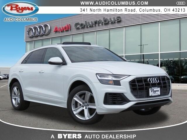 New 2019 Audi Q8 3.0T Premium SUV for Sale in Columbus, OH