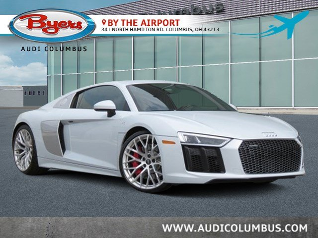 2017 Audi R8 Coupe V10 Coupe