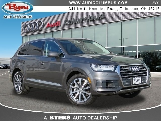New 2019 Audi Q7 3.0T Premium Plus SUV for Sale in Columbus, OH