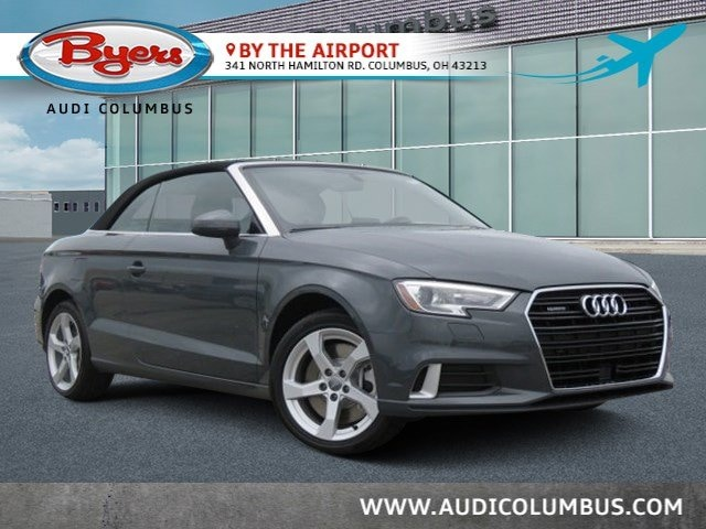 New 2019 Audi A3 2.0T Premium Cabriolet for Sale in Columbus, OH